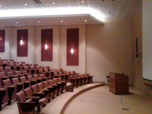 AUDITORIUM AUDIO & VIDEO